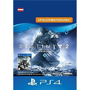 Destiny 2 – Erweiterung II – Kriegsgeist DLC | PS4 Download Code – österreichisches Konto