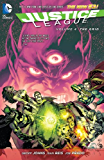Justice League Vol. 4: The Grid (The New 52) (Justice League Graphic Novel)