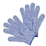 SKays Cut Resistant Gloves - High Performance Level 5 Protection, Food Grade. Size Medium - Small Adult Anti Cut Gloves Maximum Kids Cooking Protection