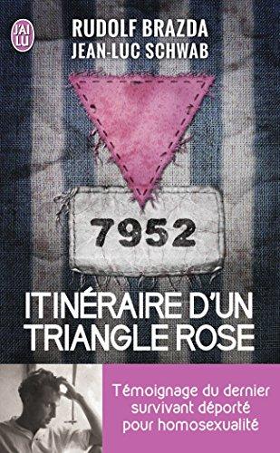 Itinéraire d'un triangle rose