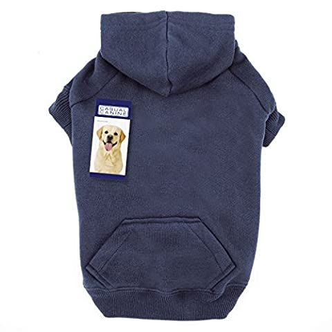 Casual Canine Basic Hoodie for Dogs, 24
