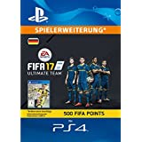 FIFA 17 Ultimate Team - 500 FIFA Points [PlayStation Network Code - deutsches Konto]