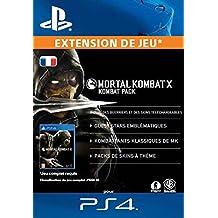 Mortal Kombat X Kombat Pack  [Code Jeu PSN PS4 - Compte français]