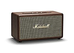 Marshall Stanmore 04091628 Bluetooth Speaker (Brown)