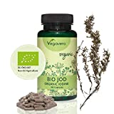 BIO Yodo 150mcg | Proteína Vegana | Tiroides + Celulitis + Drenante + Detox | Rico en...