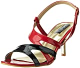 Nell Women's Red Fashion Sandals - 4 UK