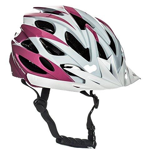 Sport DirectTM Junior Rosa 22 Vent Casque Bicyclette Filles 54-56cm