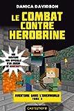 Minecraft - Le combat contre Herobrine