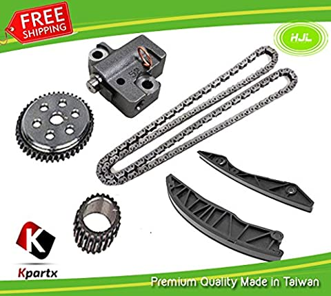 Timing Chain Replacement Kit Fit Kia Soul Carens Rio 1.6L, HYUNDAI ACCENT i20 i30 1.4L 1.6L with Gears