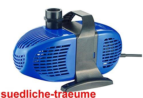 Teichfilterpumpe OSAGA Blaue Bella 6000 / 95 Watt Förderhöhe ca. 3,5 Meter