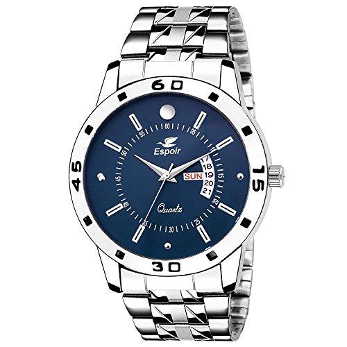Espoir Analog Blue Dial Men's Watch-ES8513