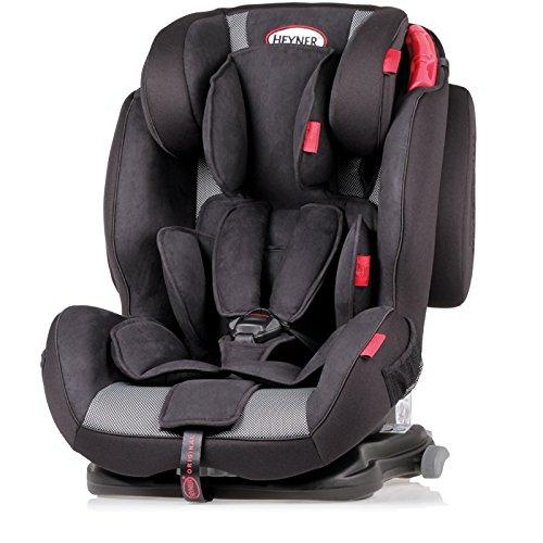 Preisvergleich Produktbild Heyner 786110 Kindersitz Capsula MultiFix ERGO 3D (I, II, III), Pantera Black