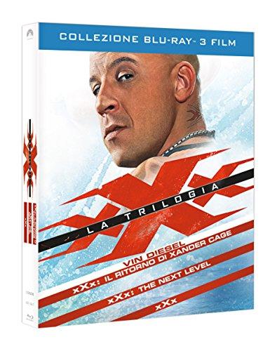 Xxx - La Trilogia (3 Blu-Ray) [Italia] [Blu-ray]