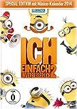 Ich - Einfach Unverbesserlich 2 - Special Edition [DVD + Minion-Kalender 2014]