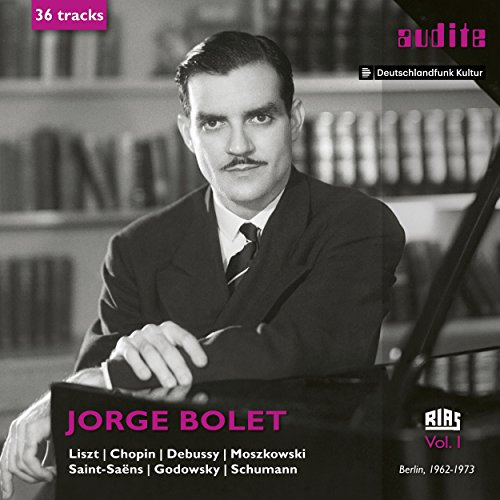 Jorge Bolet: The Rias Recordin...