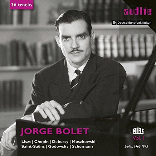 Jorge Bolet: The Rias Recordin...