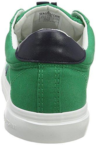 Sergio Tacchini Herren St. Tropez Cvs Sneaker Verde (Green)