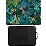 Die besten GMYLE Laptop-Hülle - GMYLE MacBook Air 13-Zoll-Case-Bundle Ältere Version kompatibel A1369 Bewertungen
