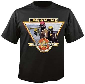 BLACK SABBATH - Never Say Die - Tour 78 - T-Shirt Größe S