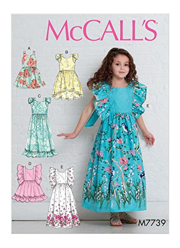 McCall's Patterns M7761 Costumes For Doll