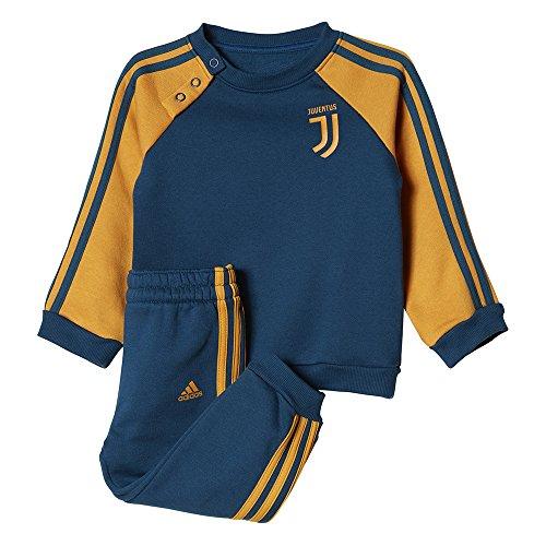online store fdbec a4ecc Adidas Juventus 3S BBY J, Tuta Unisex Bambini, Blu (Azunoc Amatac)
