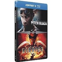Coffret Riddick : Pitch Black + Les chroniques de Riddick