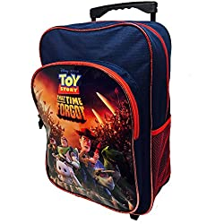 Disney Pixar Toy Story Mochila Trolley de Lujo, Multicolor