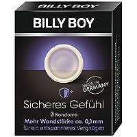 Billy Boy sicheres Gefühl Kondome, 3-teilig preisvergleich bei billige-tabletten.eu