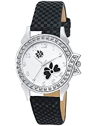 Women's And Girl's Analogue White Dial Watch