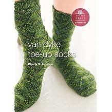 Van Dyke Socks: E-Pattern from Socks from the Toe Up (Potter Craft ePatterns)