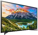 Samsung 108 cm (43 Inches) Series 5 Full HD LED Smart TV UA43N5370AU (Black) (2018 model)