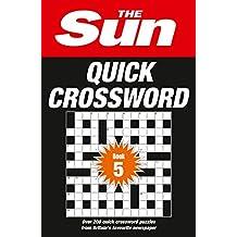 The Sun Quick Crossword Book 5: 240 fun crosswords from Britain's favourite newspaper