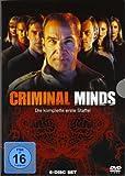 Criminal Minds - Die komplette erste Staffel [6 DVDs] - Catherine Thomas