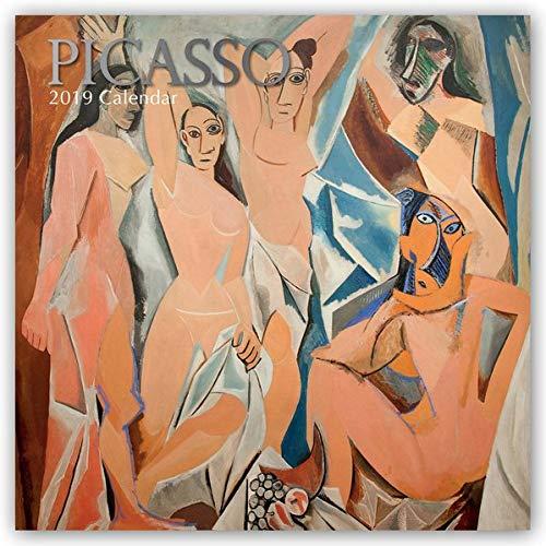 Picasso Kalender 2019 - 16-Monatskalender: Original The Gifted Stationery Co. Ltd [Mehrsprachig] [Kalender] (Wall-Kalender)