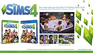 The Sims 4, with or without Deluxe Party Edition, for PS4 and Xbox One