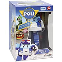 Robocar Poli 83171, Color Poli Robot transformable(Toy Partner