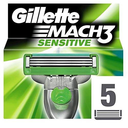 gillette-mach3-sensitive-las-hojas-de-afeitar-para-hombres-sensitive-skin-5-recargas