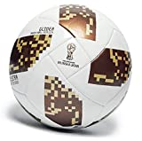 Adidas soccer ball, of the 2018 World Cup held in Russia, for adults, size 5