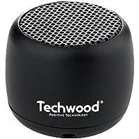 Techwood tsb-02Mini Altavoz Bluetooth Negro