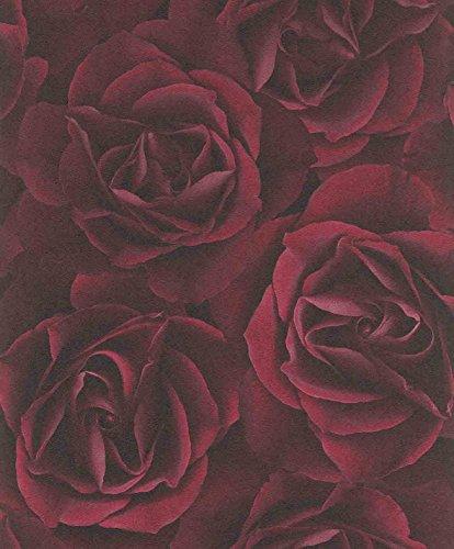 tapete-rosen-rot-53cm-x-1005m-vliestapete-rapportversatz-3200-cm-hoch-waschbestndig-lichtechtheit-gu