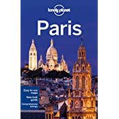 Lonely Planet Paris, English edition (City Guide)