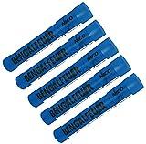 5 Stück Bengalfeuer blau Nico Feuerwerk Bengalos