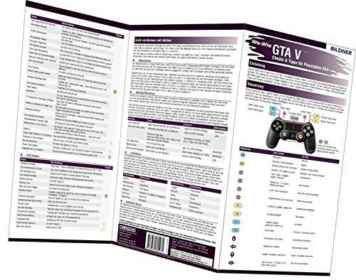 GTA 5 - Cheats, Tipps und Tricks auf einen Blick!: Für PlayStation 3 und PlayStation 4 (Wo&Wie / Die schnelle Hilfe) -