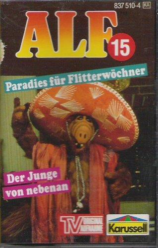 ALF (15) Paradies für Flitterwöchner/Der Junge von nebenan