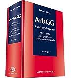 ArbGG Arbeitsgerichtsgesetz Kommentar
