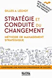 Stratégie et conduite du changement - Méthode de management stratégique