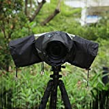 PULUZ profesional impermeable cámara réflex digital Protector de lluvia Bolsa para Canon Nikon Sony Panasonic DSLR y cámaras réflex