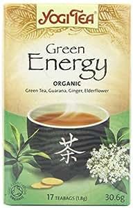 Yogi Green Tea Energy