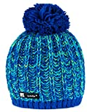 Unisex Winter Cappello invernale di lana Berretto Beanie hat Pera Jersey Sci Snowboard di moda (Niunio 87)