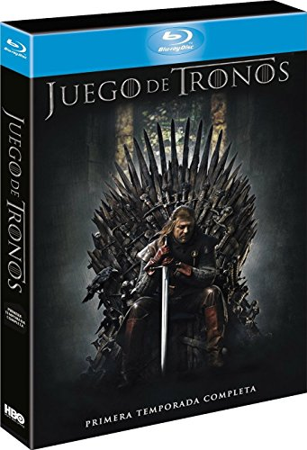 Juego De Tronos - Temporada 1 [Blu-ray]